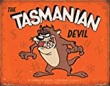 Desperate Enterprises Tasmanian Devil Tin Sign, 16' W x 12.5' H