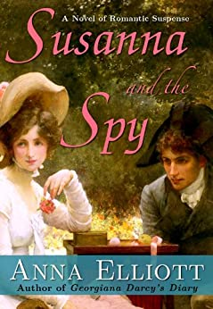 Susanna and the Spy (English Edition) por [Elliott, Anna]