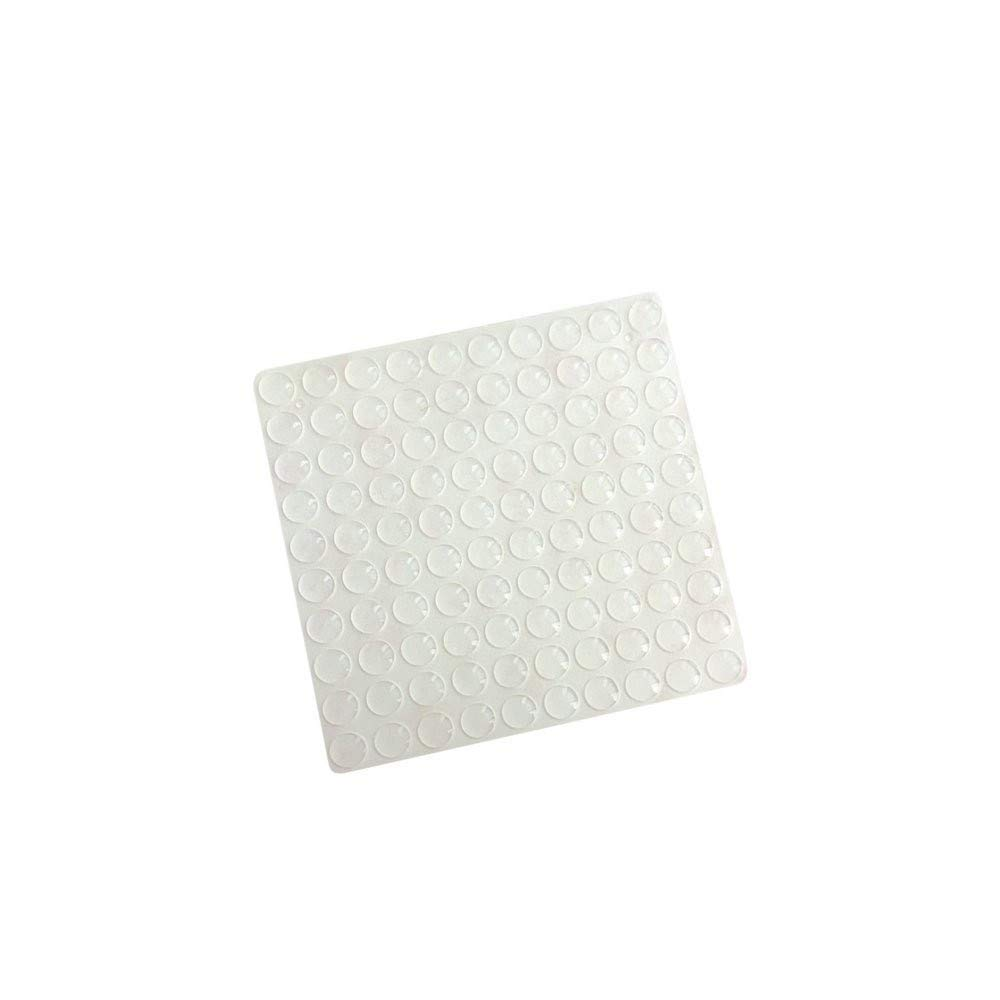 X 1.5mm Thick 200 Pack Dia HAWORTHS Small Door Bumpers Self-Adhesive Clear Rubber Feet Tiny Hemispherical Bumpons 7.0mm H