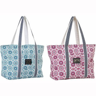 Equine Couture Women's Kelsey Tote Bag, Aqua, Standard (Equine Couture Kelsey)