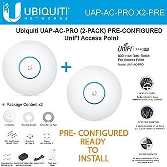 Ubiquiti UAP-AC-PRO Access Point Drivers Update