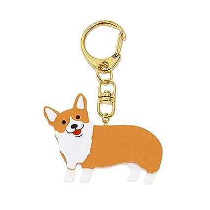 Xuxuou Llavero de Perro de Aleación Forma de Mascota ...