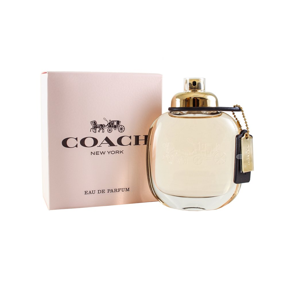 b6f48ced9434 Amazon.com: Coach New York The Fragrance Eau de Parfum Spray, 3 Fl Oz: Coach:  Luxury Beauty