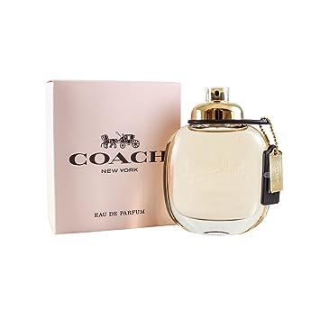 Amazoncom Coach New York The Fragrance Eau De Parfum Spray 3 Fl