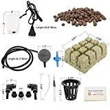 HighFree Hydroponic System Growing Kit for Plants