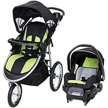 Amazon Com Baby Trend Pathway 35 Jogger Travel System