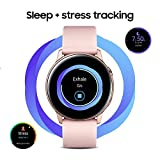 Samsung Galaxy Watch Active (40mm), Rose Gold - US