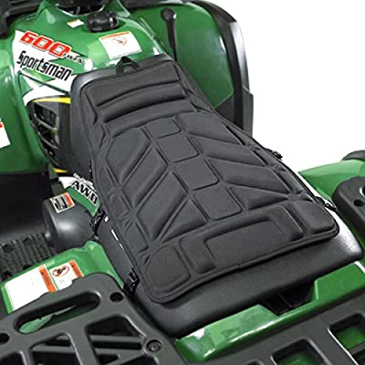 NEH ATV Seat Cover Comfortable Protector Cushion Pad Soft Water Resistant Cover Foam