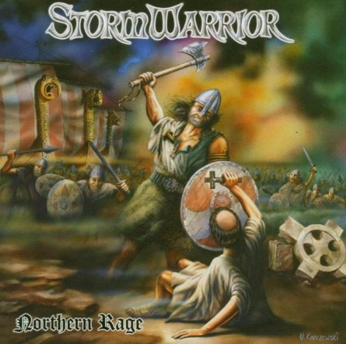 Stormwarrior: Northern Rage (Audio CD)
