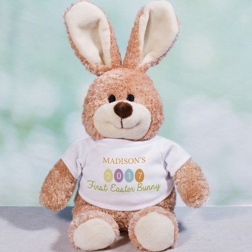 My First Easter Personalized Easter Bunny, 12