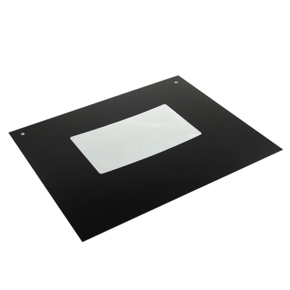 Kenmore 318051525 Wall Oven Door Outer Panel (Black)
