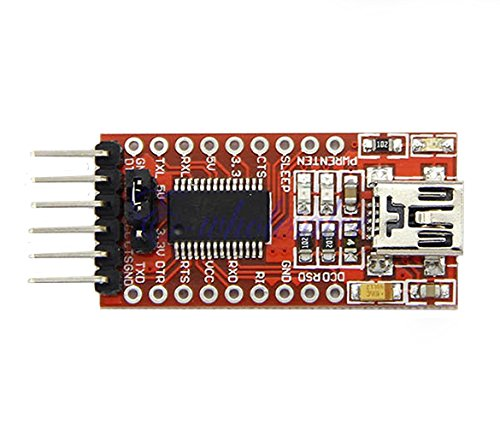 FT232RL USB To Serial Line Download Line Downloader USB TO 232 Compatible With Arduino by Atomic Market -  accessory-164