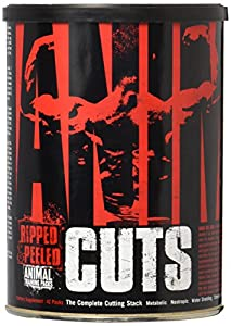 Universal Nutrition Animal Cuts 42 packs by UNIVERSAL