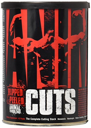 Universal Nutrition - Animal Cuts Free 42 Paks