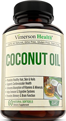 Coconut Oil Extra Virgin Rich in MCFA & MCT. Promotes Healthy Skin, Hair & Nails. Supports Heart, Immune & Digestive Health. Helps Boost Brain Function and Enhance Absorption of Nutrients & Minerals