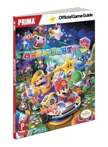 Price comparison product image Mario Party 9 (Prima Official Game Guide)