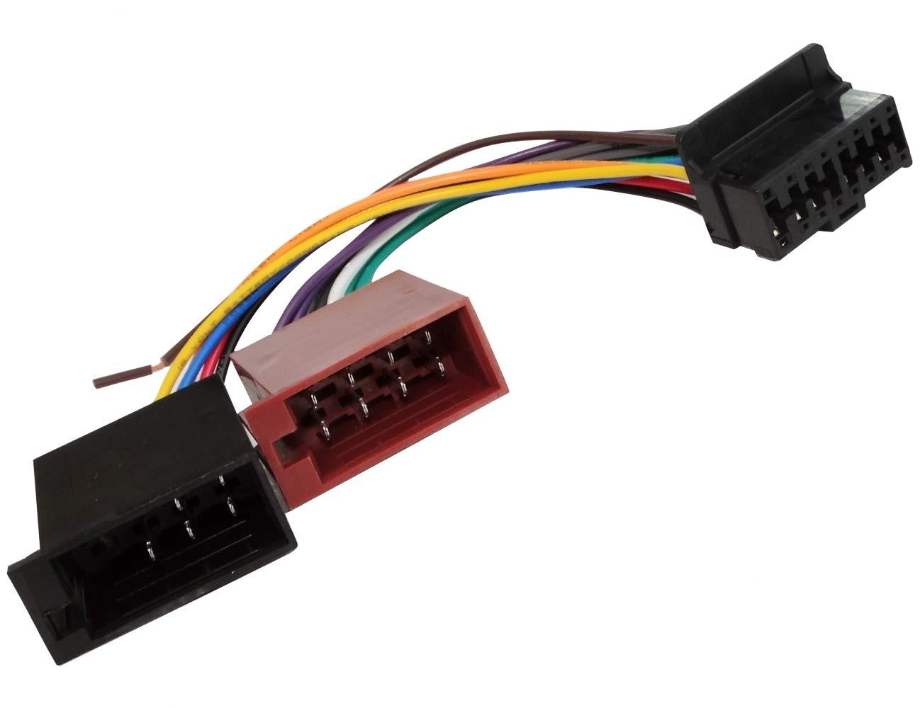 Aerzetix E9, Cavo Adattatore convertitore ISO per autoradio Pioneer 3800946310228