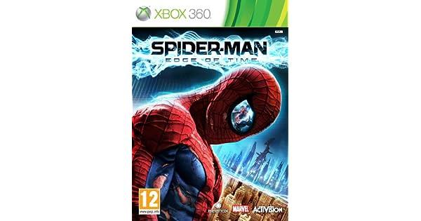 Activision Spider-Man: Edge of Time Xbox 360 Inglés vídeo - Juego ...