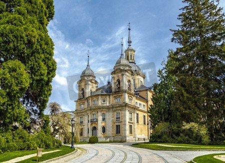 adrium Royal Palace, la Granja de San Ildefonso, Segovia Spain ...