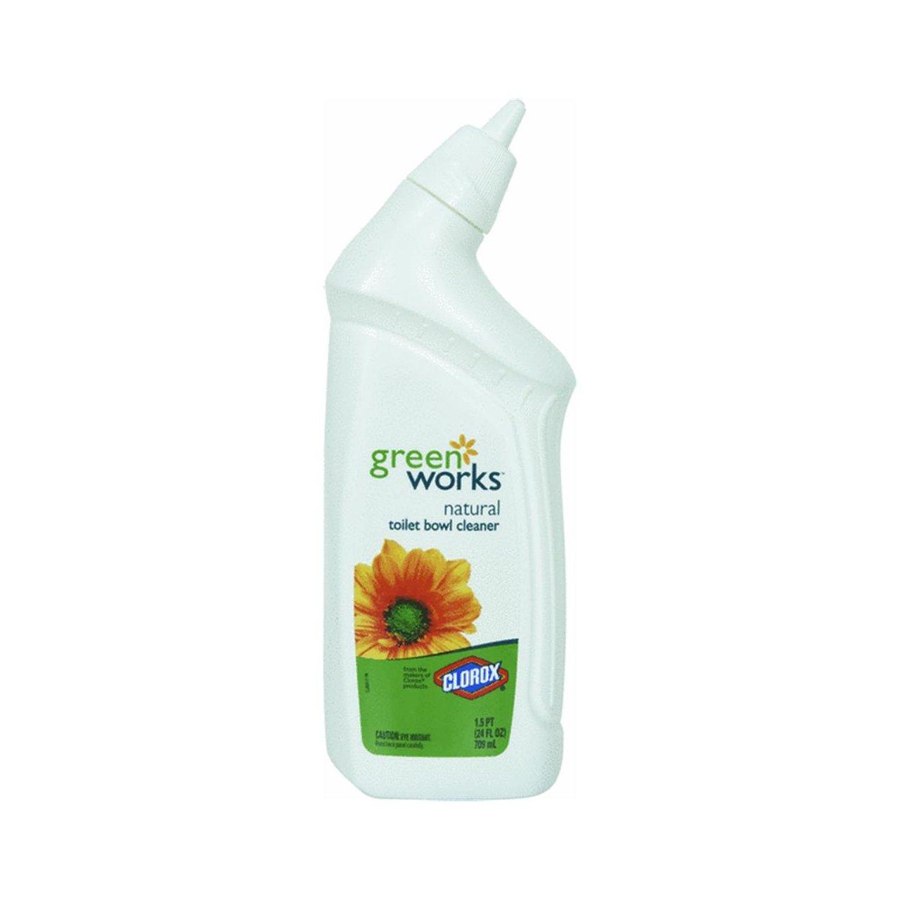 Green Bathroom Cleaners That Work: Amazon.com: Clorox Green Works Natural Bathroom Cleaner