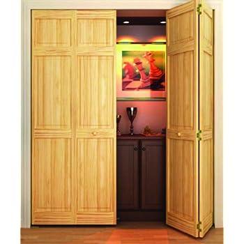 Lavish 36 X 78 Bifold Closet Door Home Decor