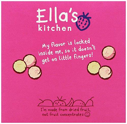 Ella's Kitchen 2 Puffits - Raspberry & Vanilla - 1.06 oz