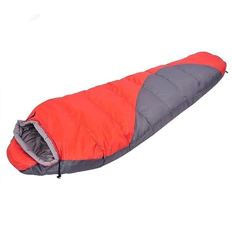 Kereith Camping Saco de Dormir Interior y al Aire Libre Adulto de Dormir de Invierno para