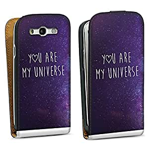 Diseño para Samsung Galaxy S3 i9300 / LTE i9305 DesignTasche black - My Universe
