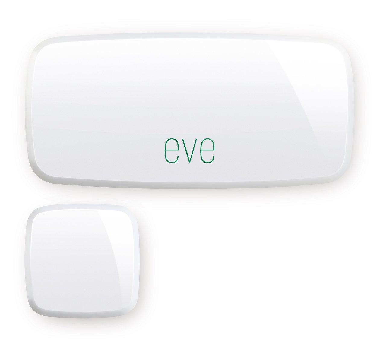 Elgato Eve Door & Window (1st Generation) - Wireless Contact Sensor with Apple HomeKit technology, Bluetooth Low Energy
