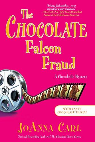 The Chocolate Falcon Fraud (Chocoholic Mystery)