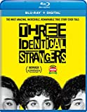 Three Identical Strangers Cover - Blu-ray, DVD, Digital HD