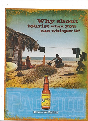 print-ad-for-2005-pacifico-beer-why-shout-tourist-when-you-can-whisper-it