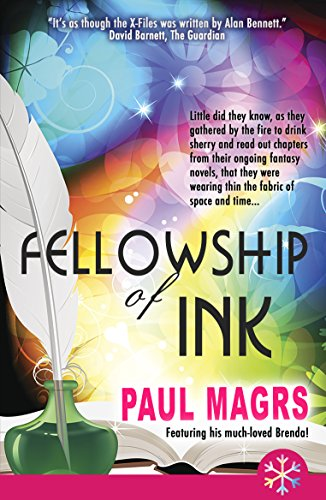 Fellowship of Ink (Brenda and Effie Mysteries)