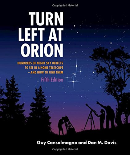 Pdf Math Turn Left at Orion: Hundreds of Night Sky Objects to See in a Home Telescope - and How to Find Them