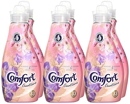 Comfort Creations Cherry & Sweet Pea (33w) 1.16L, Pack of 6 by Comfort (Image #8)