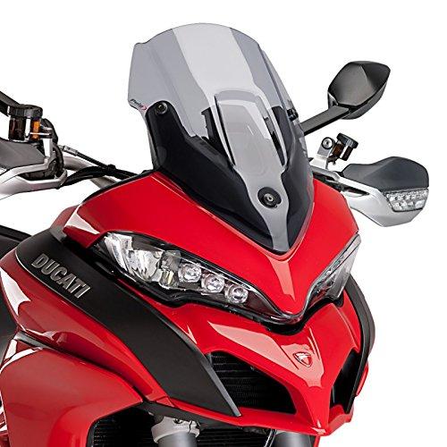 Racingscheibe Ducati Multistrada 1260 S//D-Air 18-19 rauchgrau Puig 7622h