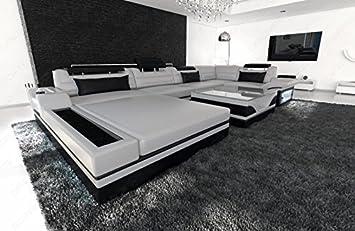 Lujo Conjunto de Muebles Para Salón Mezzo forma de U moderno ...