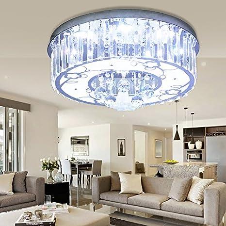 ZY techo LED lámpara creativo simple dormitorio de cama ...