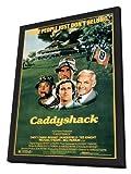 27 x 40 Framed Caddyshack Movie Poster