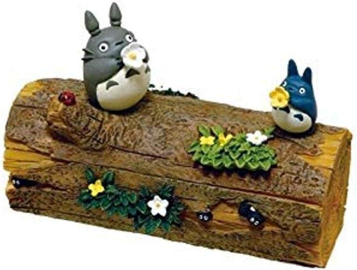 Studio Ghibli via Bluefin Benelic My Neighbor Totoro Flower Trumpet Accessory Box - Official Studio Ghibli Merchandise