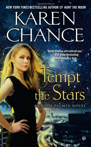 book cover of Tempt the Stars