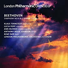 Symphony No. 9 in D minor Choral