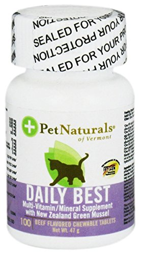 Daily Best for Cats 100 Chewable Tablets