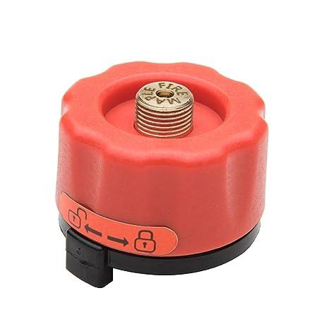 Fire-Maple Boquilla Adaptador conector de transferencia para estufa de botella de gas hornillo quemador