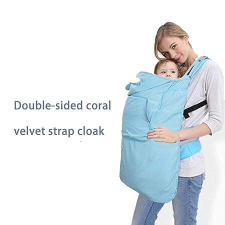per Sac à Dos Porte-bébé avec Capuche couvertures Thermiques pour bébés  Porte-bébé couvertures Tablier Sac de Couchage pour Enfants Hiver   Amazon.fr  ... 00aee338946