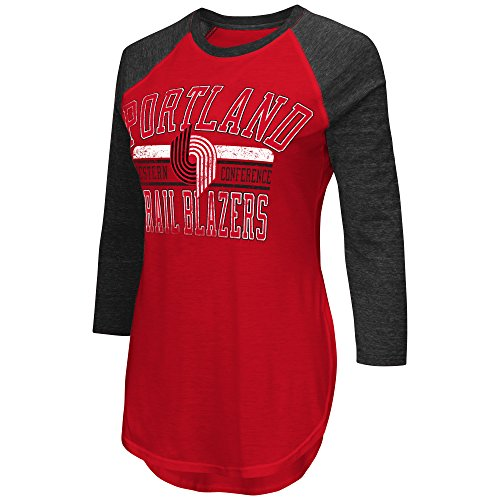 NBA Women's Hang Time 3/4 Sleeve Tee – DiZiSports Store