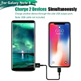 RUNSY Samsung Galaxy Note 8 Battery Case, 6500mAh