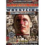 Backyard Wrestling Volume 1-3 Super 3 Bonus Pack