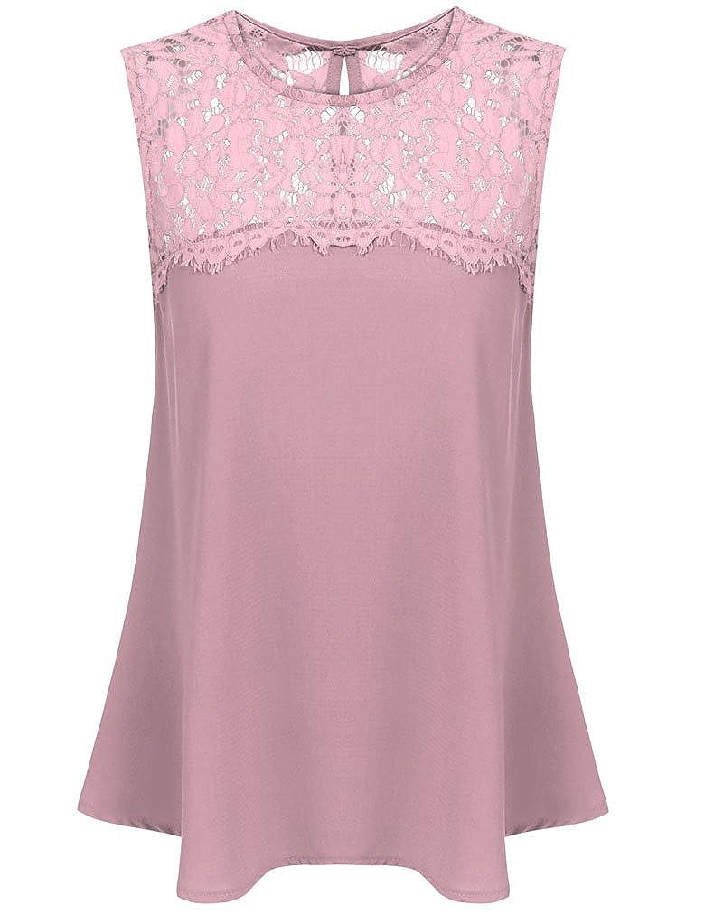 Hot Pink Dressy Blouse