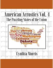 American Acrostics Volume 4: The Puzzling States of the Union